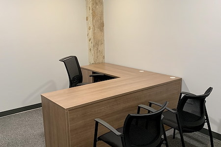 The Hive- Lancaster - Private Office