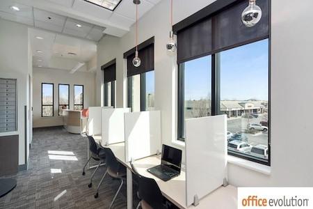 Office Evolution - Longmont - Coworking