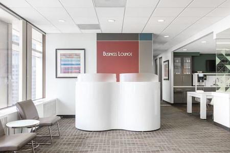 Regus-DTLA-Union Bank - Business Lounge Membership