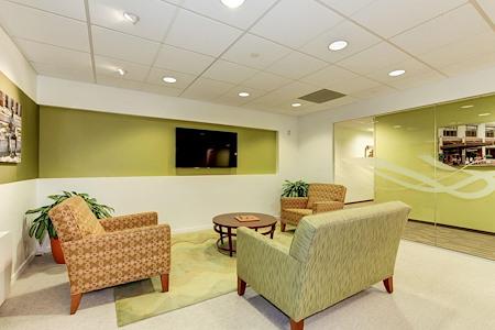 Carr Workplaces - City Center - Café Plan