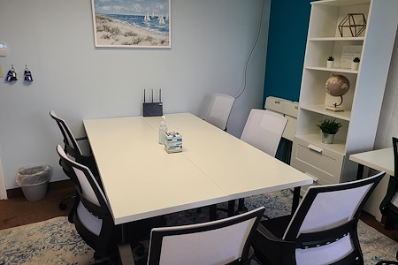 Global Presence Workspace - Private Office #236