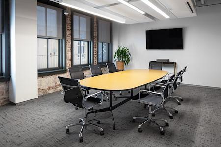 The Urban Hive - Level 5 Main Board Room