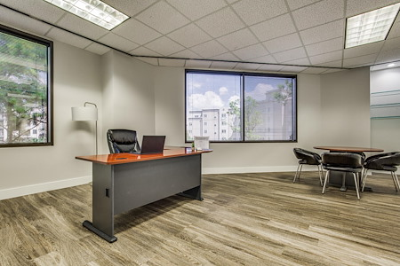 Office Base - Two Person Office