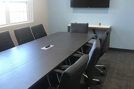 The (Co)Working Space in North Brunswick - Conference Room