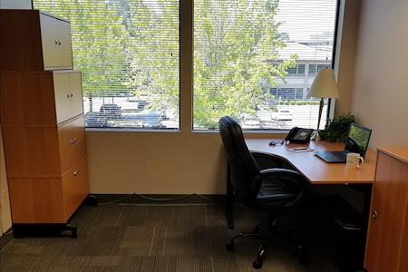 Meadow Creek Business Center - Hourly Office w/Window
