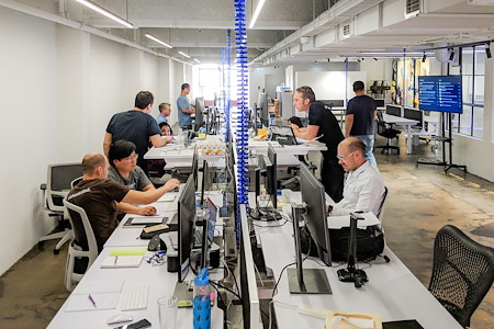 Orchestrated Systems - Up to 12 Desks