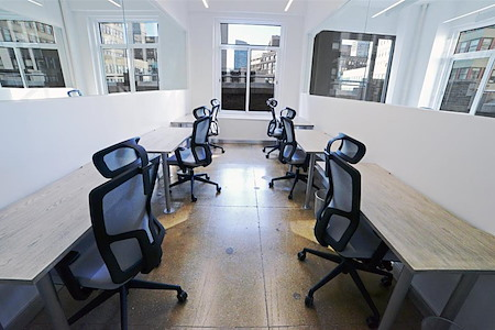 WorkVille Midtown NYC - Private Offices