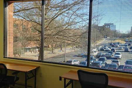 5570 Sterrett Place Suite 201 - Beautiful Window Office