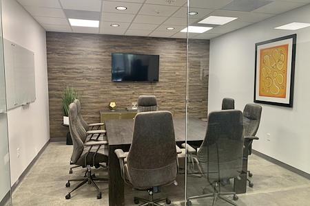 Pillar Cowork - Executive Boardroom