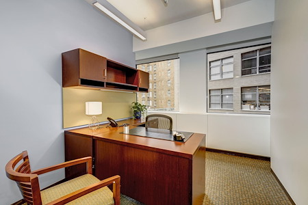 Carr Workplaces - Dupont - Lower Dupont Day Office