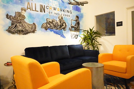 All In Coworking - ALL IN Mail Service