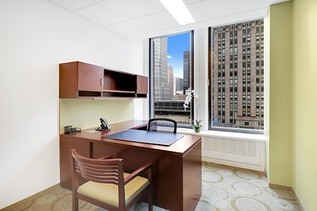 Carr Workplaces - Grand Central - Day Office
