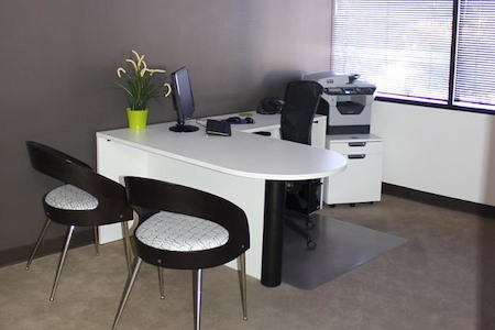 Courtyard Business Center - Office Space