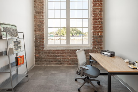 Venture X | Charleston - Garco Mill - Office Suite 123