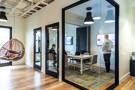 WestBase Coworking - Small Conference Room (Non-Member)