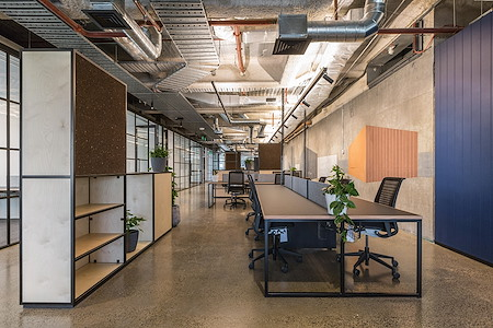 Space&Co Melbourne Central Tower - Coworking Day Pass