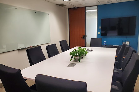 Pacific Workplaces - Marin - Golden Gate Boardroom