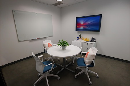Pacific Workplaces - Marin - Tiburon Conference room