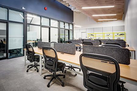 Staples Studio Ottawa - Hot Desk Unlimited