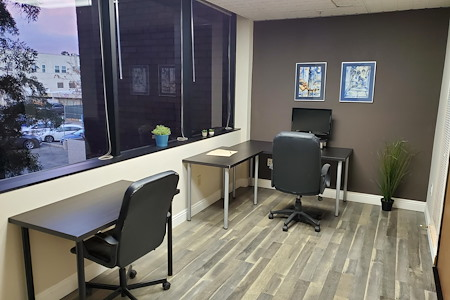 The Offices @ Upland Inn - Office suite - sample 10