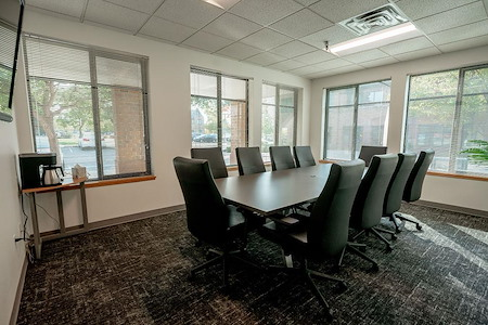Intelligent Office Boulder - Large Meeting Room