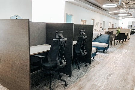 BarnWorx Coworking - Dedicated Desk 1