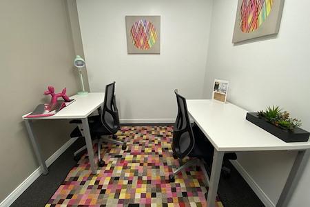 Regus | Downtown Santa Barbara - Office 208