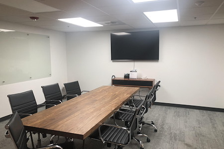 Expansive - Pioneer Building - Conference Room 1