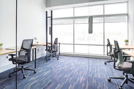Venture X-Heartland - Private Office- 4 Desk (With Window)