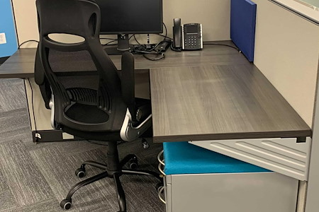 Unleashed Office Space - Dedicated Desk 1 (8 Available)