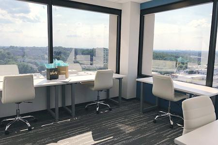 Metro Offices - Greensboro - Multi-person Exterior office