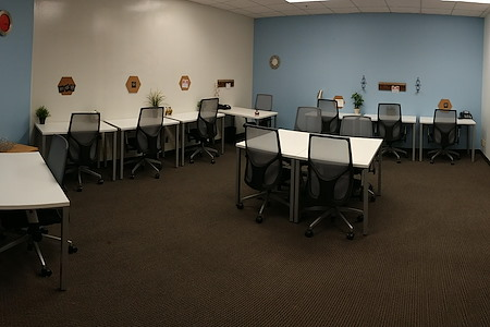 Regus | North San Jose - Contiguous space for 20