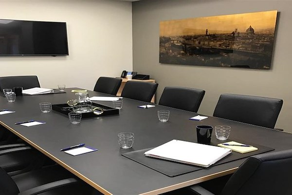 Bethesda Business Center - Florence Room - Large Meeting Room