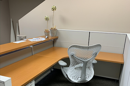 ITC Business Center & Co-working - Dedicated Desk Large