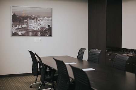 Executive Workspace @ Preston Trail - Large Conference Room