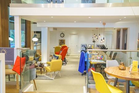 Ideaspace - Hot Desk Space