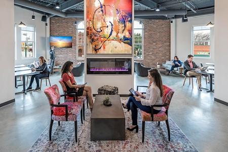 BOSS Office & Coworking - Tycoon Meeting Room