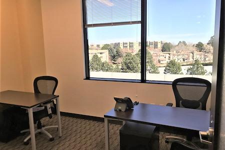Regus | South Vaughn Way - Office 550