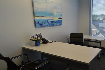 Peachtree Offices at Perimeter, LLC. - Window Office | Free Parking