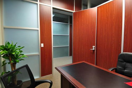 My Executive Office - Private Office (10'x12')