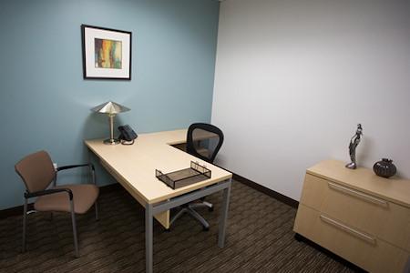 Regus   Mariners Island - Private Office