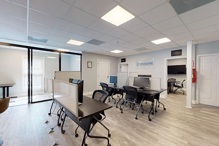 IMAGINE Coworking of Atlanta - Open Desk 1