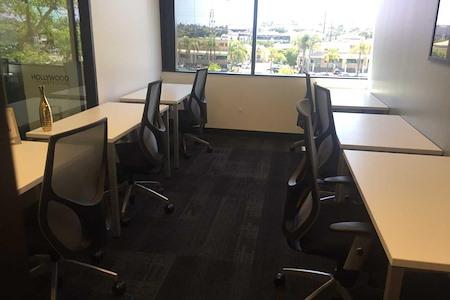 Spaces El Segundo - Office 2039