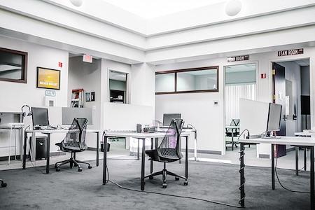 Work in Progress -Downtown - Dedicated Desk
