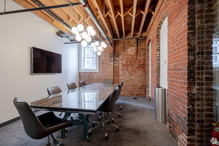 Candy Factory Coworking - Downtown Denver Meeting Room