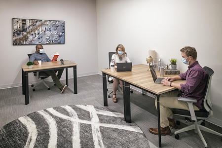 Serendipity Labs Kansas City - Overland Park - 5 Person Office