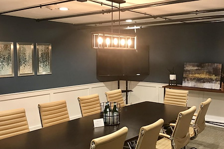 Work Local - Green Harbor Conference Room