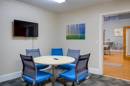 Focal Point Coworking - Quartz Meeting Room