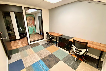 Outlet Coworking - Private Office for 2 (#21)