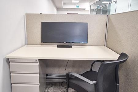 The Office West Toronto - Dedicated Desk 1